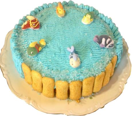 Torte Bambini Con Panna