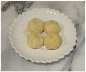 castagnole con miele