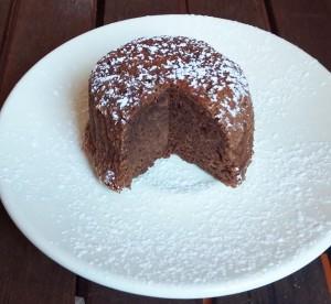 tortino al cioccolato senza cuore tenero